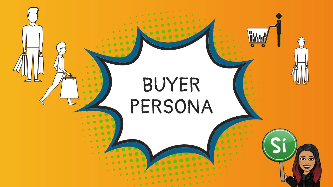Marketinalia Escuela de Marketing - Buyer Persona