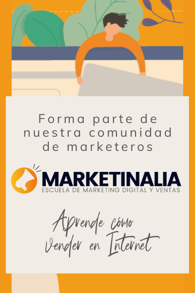 Marketinalia Escuela de Marketing Digital y Ventas