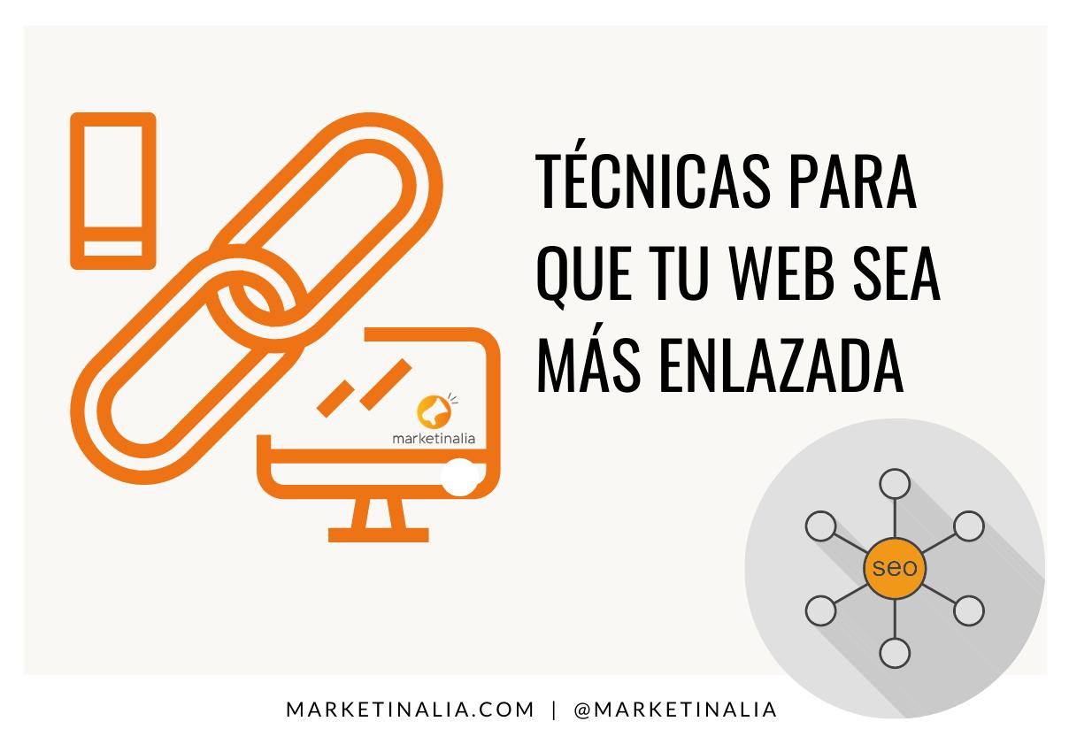 ¿Cómo conseguir enlaces externos para tu web?